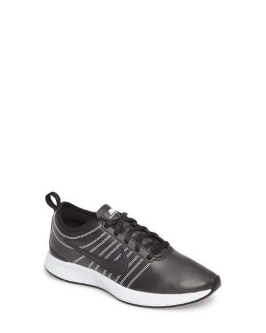 Nike   Black Dualtone Racer Prm Sneaker for Men   Lyst