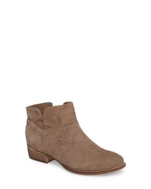 Seychelles | Brown Snare Towel Bootie | Lyst