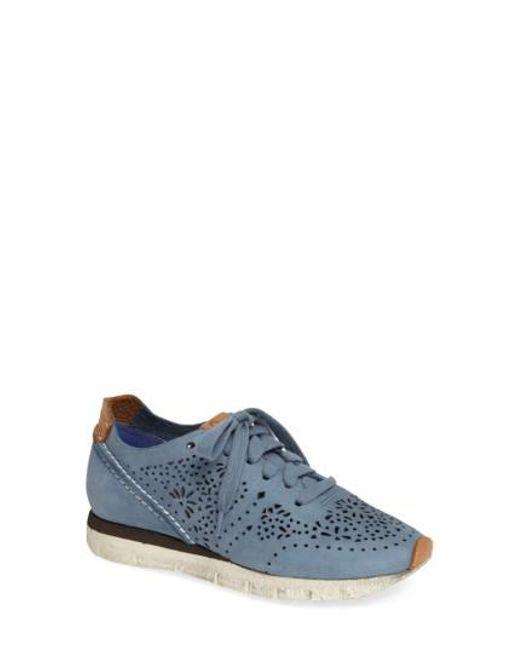 Otbt | Blue Khora Sneaker | Lyst