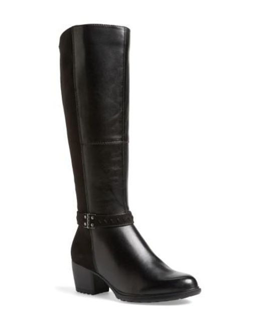 Tamaris | Black Raquel Boot | Lyst