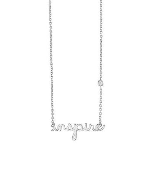 Shy By Sydney Evan - Metallic Inspire Necklace - Lyst