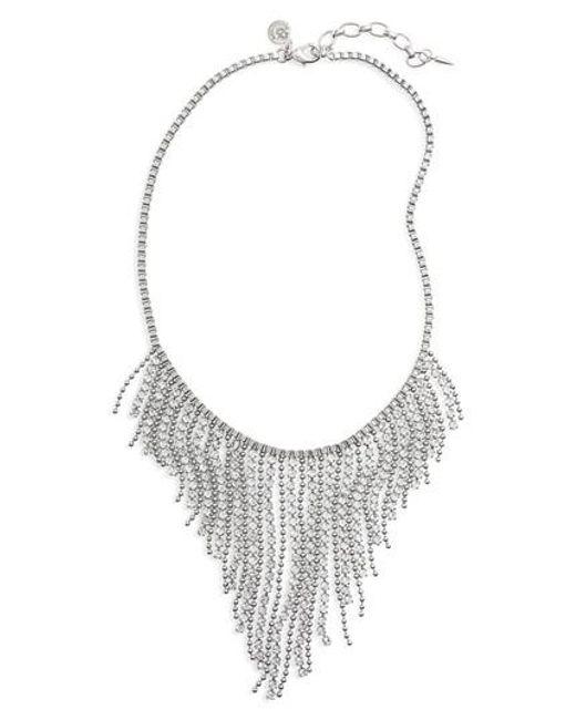 Loren Hope | Metallic Joanna Frontal Necklace | Lyst