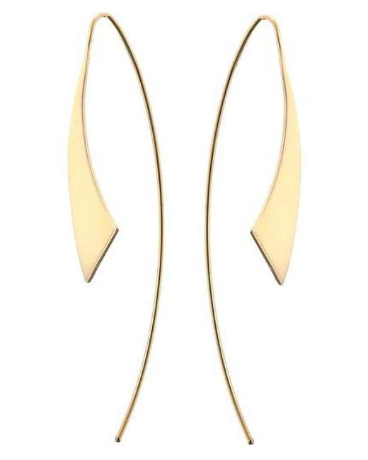Lana Jewelry Large Gloss Hoop Earrings DtC9TH
