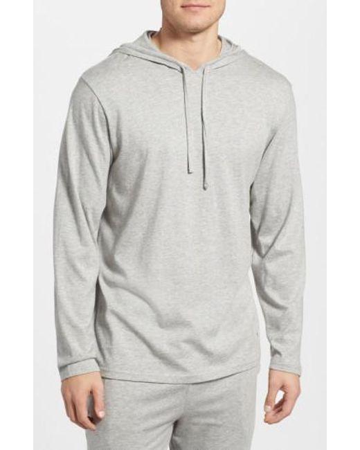 Polo Ralph Lauren | Gray Pullover Hoodie for Men | Lyst
