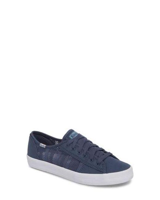 Keds Kick Start Striped Mesh Sneaker ljZto8OPN