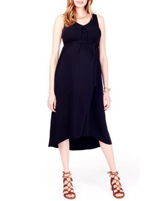 2f6e6cb1c7462 High Low Maternity Dress – Fashion dresses