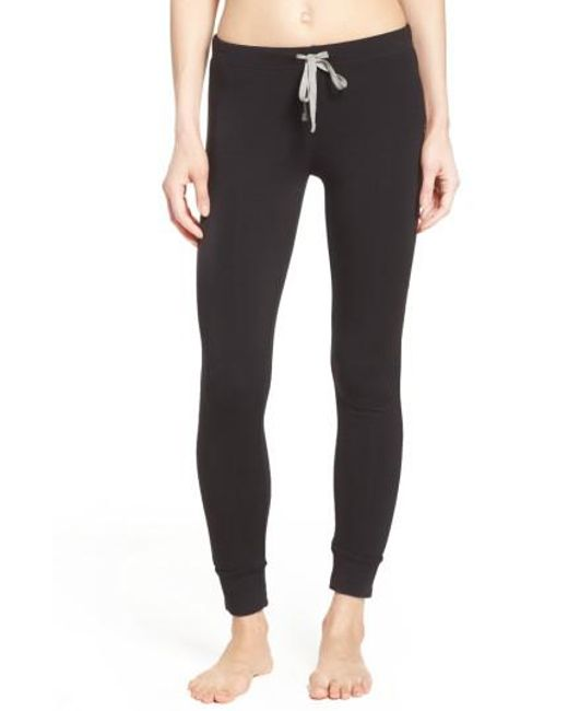 Honeydew Intimates - Black French Terry Lounge Pants - Lyst
