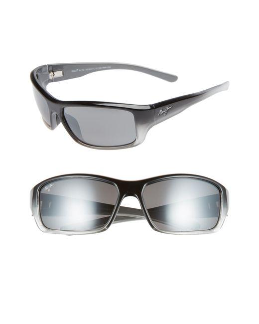 Maui Jim - Gray Barrier Reef 62mm Polarizedplus2 Sunglasses - for Men - Lyst
