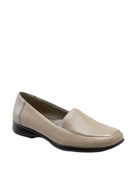 Trotters | Natural 'jenn' Loafer | Lyst