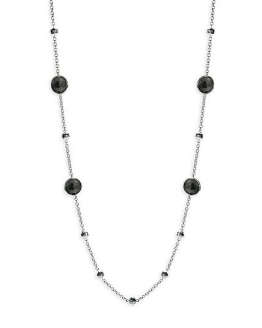 Ippolita | Metallic 'rock Candy - Mini Lollipop' Long Necklace (online Only) | Lyst