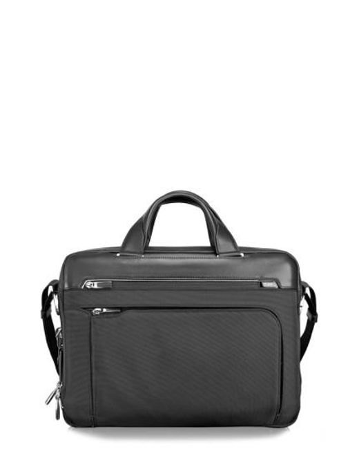 Tumi - Black 'arrive - Sawyer' Briefcase for Men - Lyst