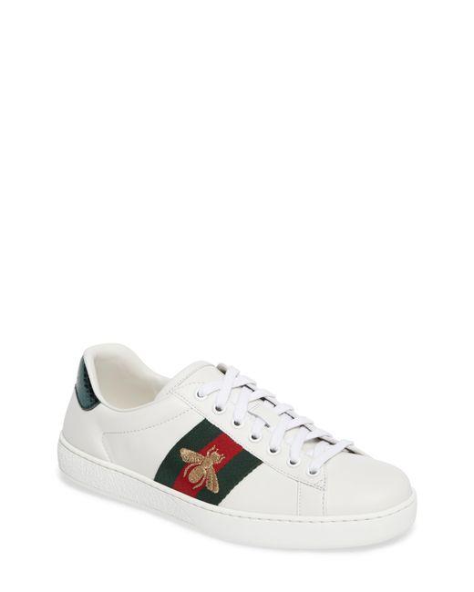 970da422dbb Gucci - Multicolor New Ace Sneaker for Men - Lyst ...