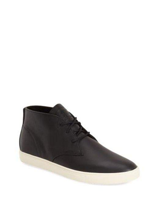 CLAE | Black 'strayhorn Sp' Chukka Boot for Men | Lyst