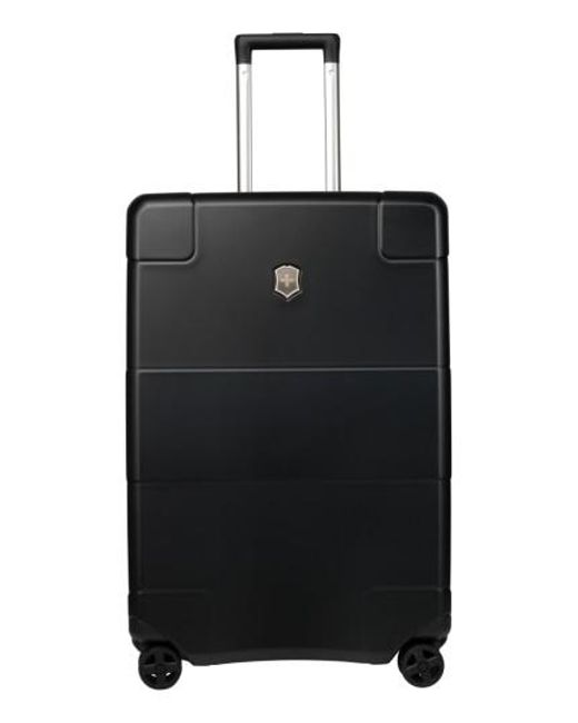 Victorinox | Black Victorinox Swiss Army Lexicon 27-inch Wheeled Suitcase for Men | Lyst