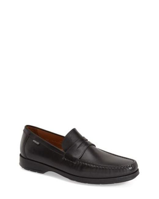 Mephisto - Black 'howard Penny' Loafer for Men - Lyst