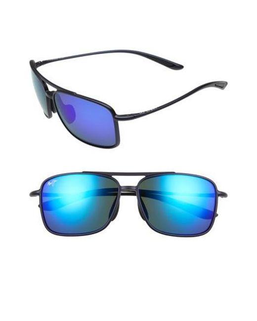 Maui Jim - Blue Kaupo Gap 61mm Polarizedplus2 Sunglasses for Men - Lyst