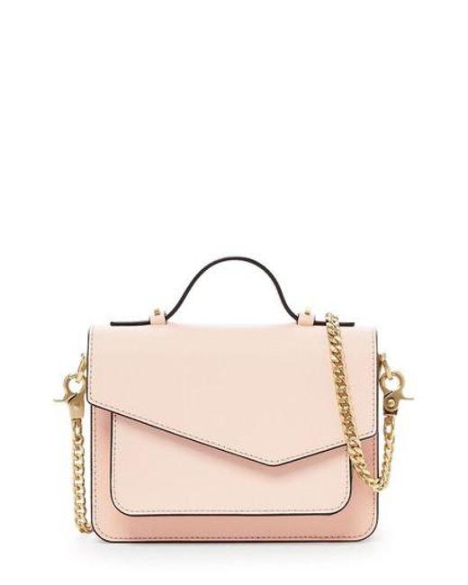 Botkier | Multicolor Mini Cobble Hill Calfskin Leather Crossbody Bag | Lyst