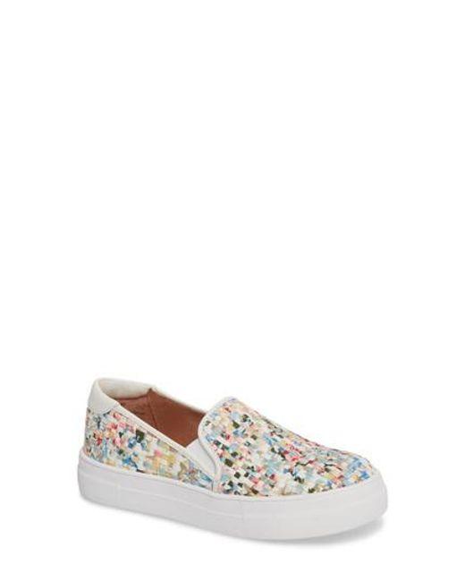 Caslon - Multicolor Caslon Alden Slip-on Sneaker - Lyst