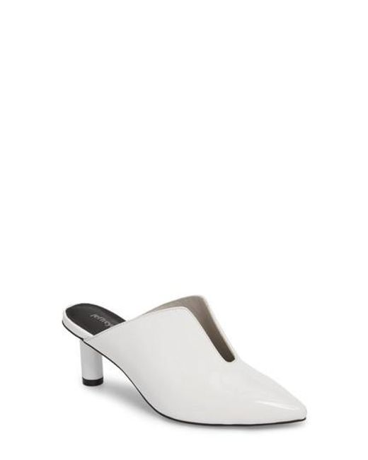 Jeffrey Campbell Women's Saltaire Pointy Toe Mule 6YE5t3p1s