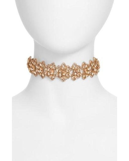 Jenny Packham | Metallic 4-way Convertible Necklace | Lyst