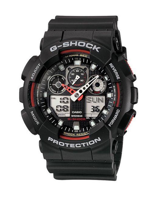 G-Shock   Black G-shock 'big Combi' Watch   Lyst