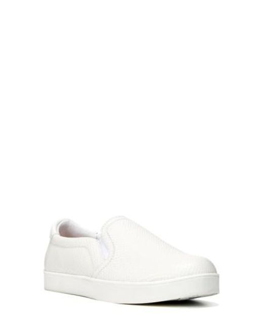 Dr. Scholls | White Original Collection 'scout' Slip On Sneaker | Lyst