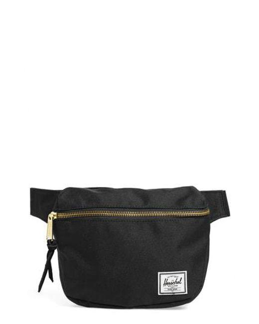Herschel Supply Co. - Black Fifteen Belt Bag - for Men - Lyst