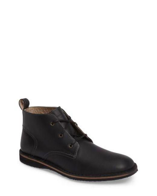 Andrew Marc - Black Dorchester Chukka Boot for Men - Lyst