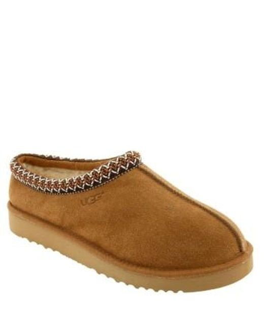 Ugg | Brown Ugg 'tasman' Slipper for Men | Lyst