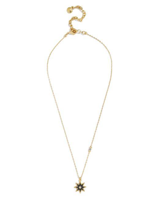 BaubleBar - Metallic Merralina Star Pendant Necklace - Lyst