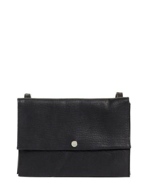 Shinola   Black Crossbody Leather Bag   Lyst