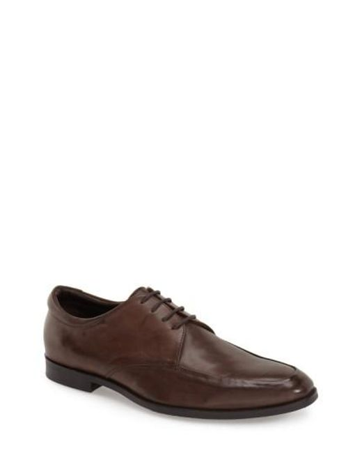 Gordon Rush | Brown 'tyler' Derby for Men | Lyst