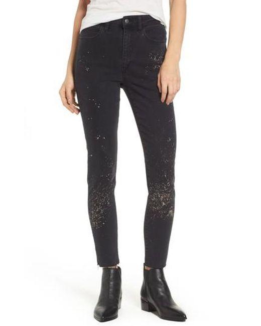 Joe's | Blue Charlie Ankle Jeans | Lyst