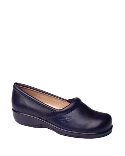 Softwalk® | Blue Softwalk 'adora' Slip-on | Lyst
