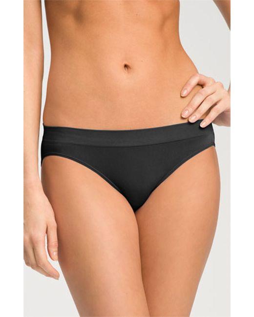 Wacoal | Black 'b Smooth' Bikini | Lyst