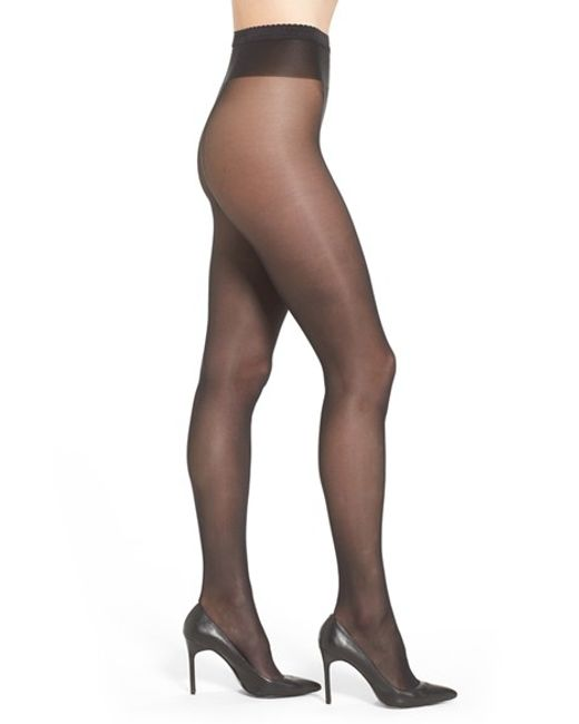 Wolford | Black 'neon 40' Pantyhose | Lyst