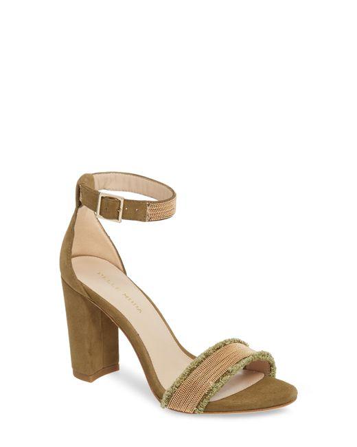Pelle Moda - Multicolor Bonnie6 Embellished Sandal - Lyst