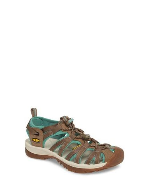 Keen Womens Whisper Sandals Water Sport Shoes Sandals