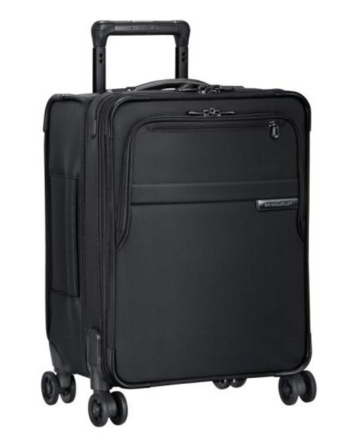 Briggs & Riley - Black 'baseline - Commuter' Expandable Rolling Carry-on for Men - Lyst