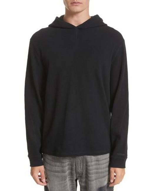 Ovadia And Sons   Black Pullover Hoodie for Men   Lyst