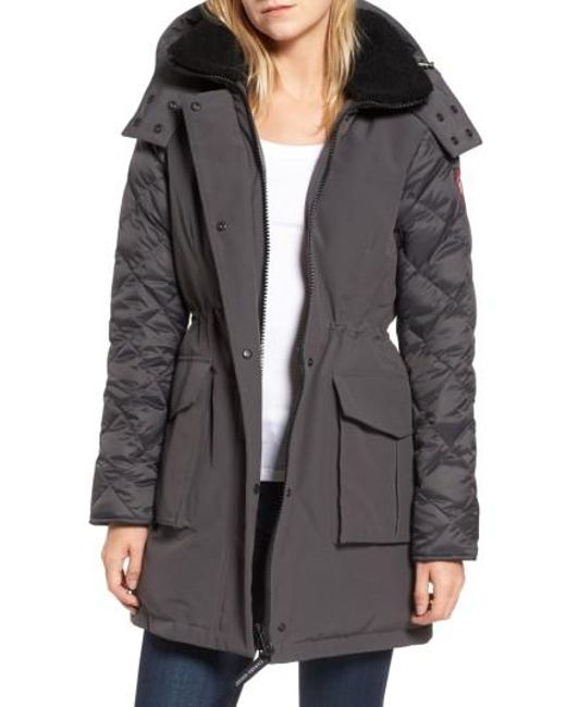 Canada Goose | Multicolor Elwin Power Fill Down Jacket | Lyst