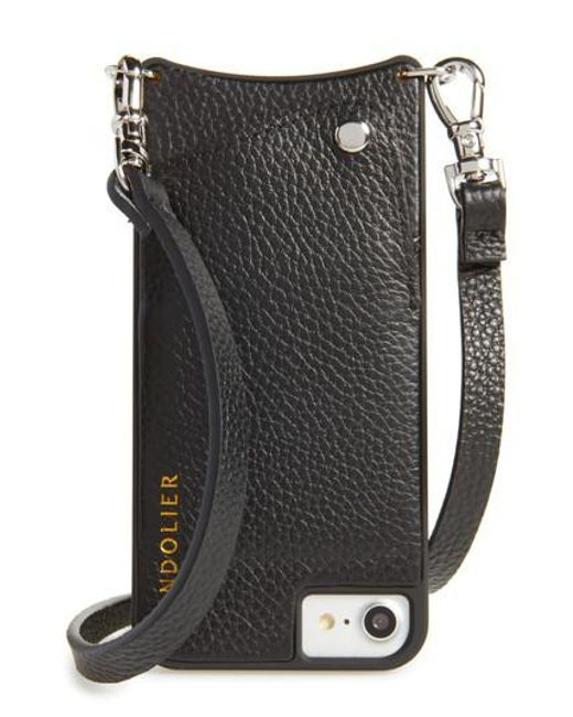 Bandolier - Red Emma Iphone 6/7/8 & 6/7/8 Plus Crossbody Case - Lyst