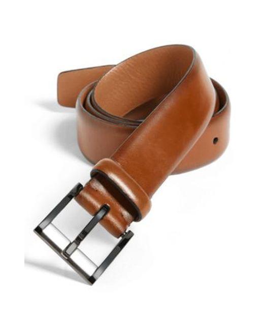 Trafalgar   Brown Cameron Belt for Men   Lyst