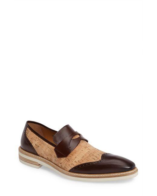 Mezlan - Brown Redi Venetian Loafer for Men - Lyst