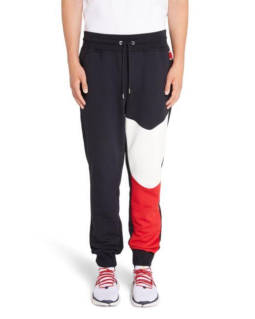 02a700c69 Lyst - Moncler Colorblock Sweatpants for Men