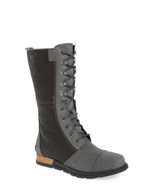 Sorel | Multicolor 'major Maverick' Mid Calf Zip Boot | Lyst