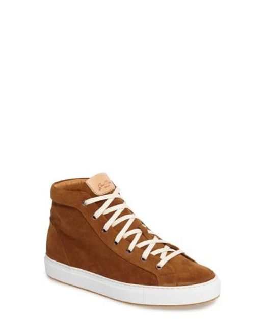 Good Man Brand Men's Sure Shot Hi Sneaker 6QDTmL2