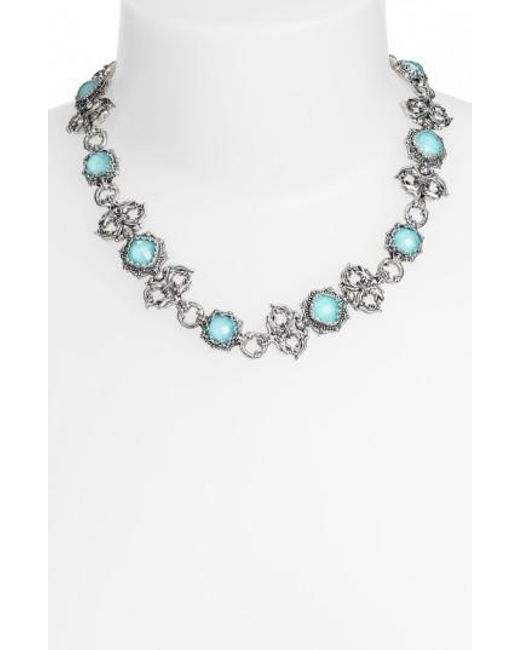 Konstantino | Metallic 'aegean' Collar Necklace | Lyst