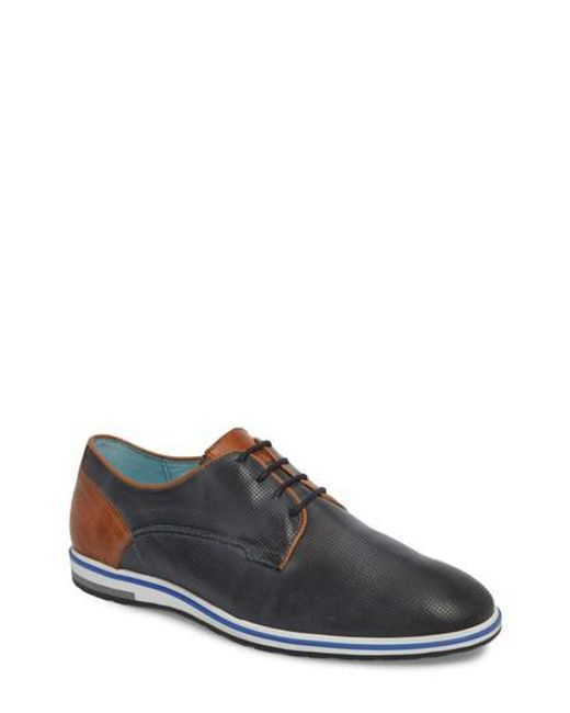 Cycleur de luxe Men's Plus Casual Perforated Derby c11NtXm