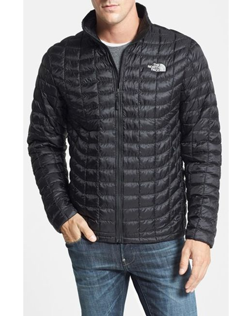 The North Face | Black Primaloft Thermoball(tm) Full Zip Jacket for Men | Lyst